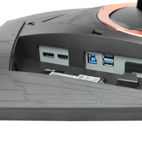 GGPC Asus ROG Swift PG258Q 240Hz Gaming Monitor Nvidia G-Sync Inputs and Outputs