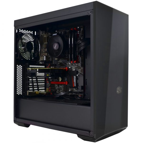 GGPC Hunter GTX 1050 Ti Custom Gaming PC NZ
