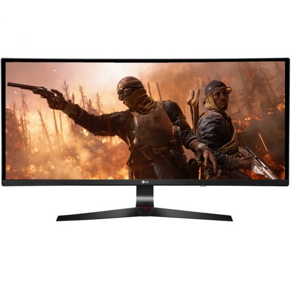 GGPC LG 34 inch Curved 34UC79G-B 144Hz Gaming Monitor AMD FreeSync