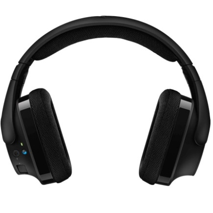 GGPC Logitech G533 Gaming Headset Straight