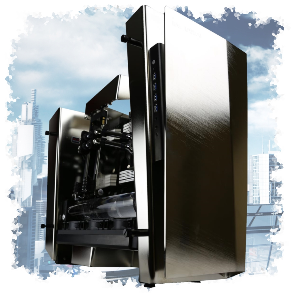 InWin Electroplated S Frame