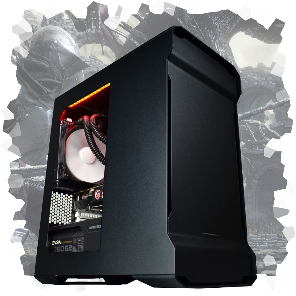 Phanteks Enthoo EVOLV mATX