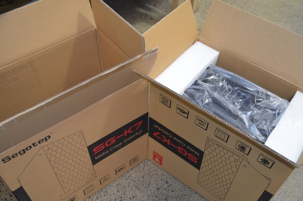 GGPC Segotep SGK7 Box