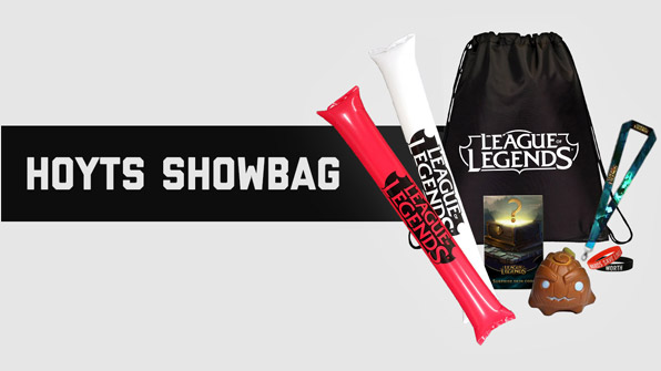 League of Legends OPL Showbag