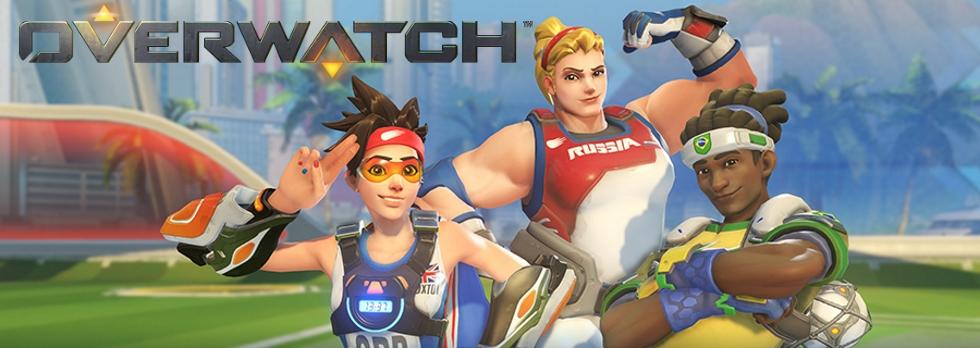 Summer Games Overwatch