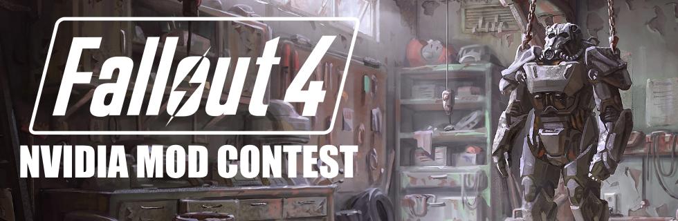 Fallout 4 Mod Contest