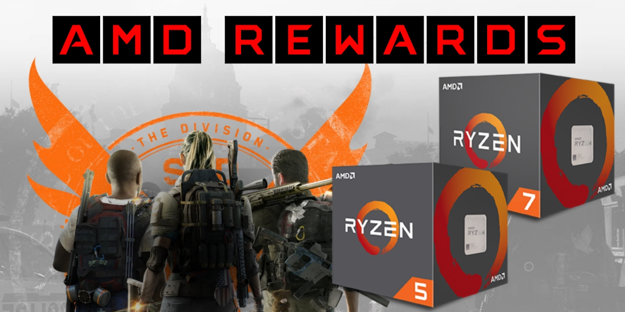 AMD REWARDS KEY | GGPC