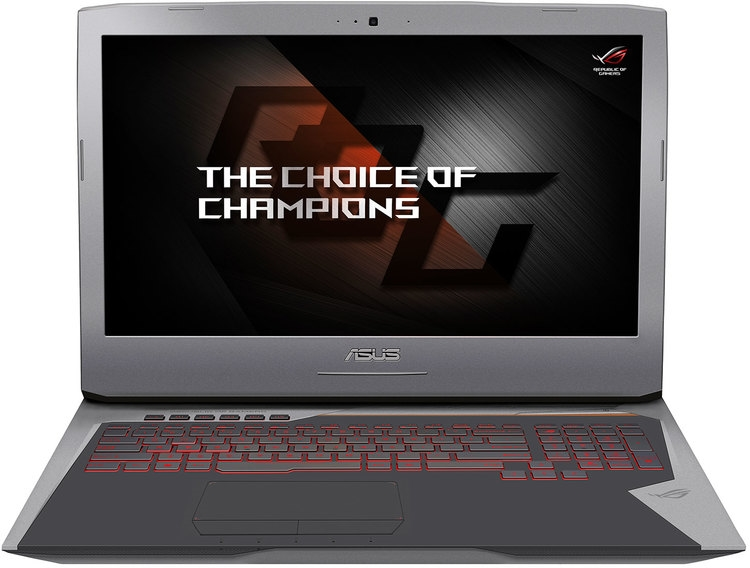 GGPC Asus ROG GTX 1070 Gaming Laptop
