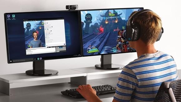 GGPC C922 Game Stream Webcam