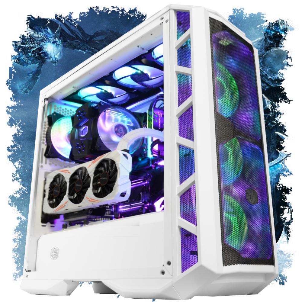 Cooler Master H500P MESH RGB