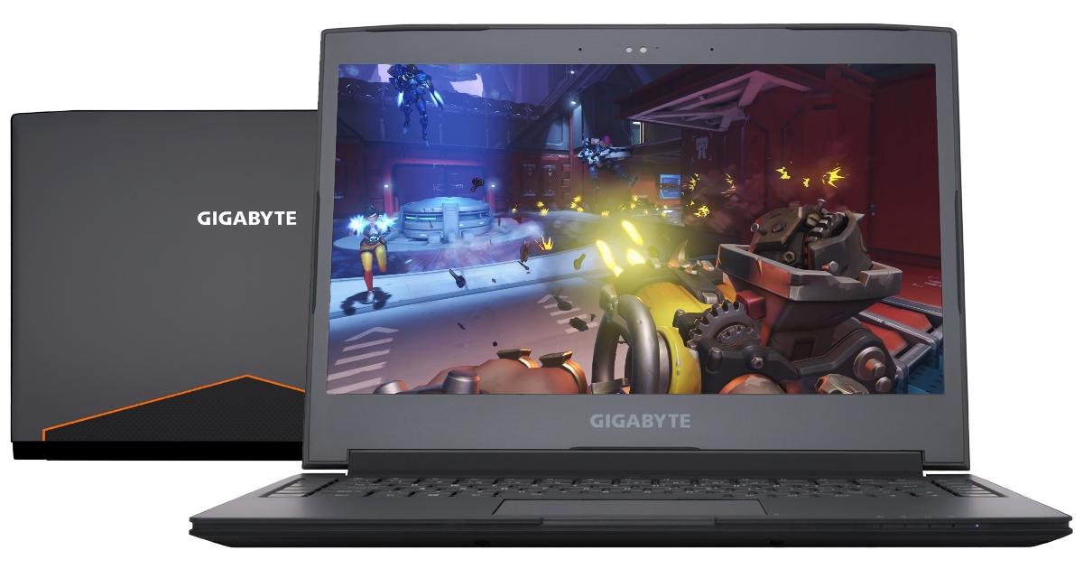 GGPC Gigabyte GTX 1060 Kaby Lake Gaming Laptop