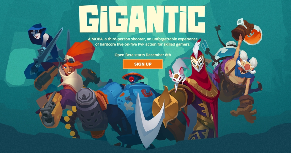 GGPC Go Gigantic OPEN BETA
