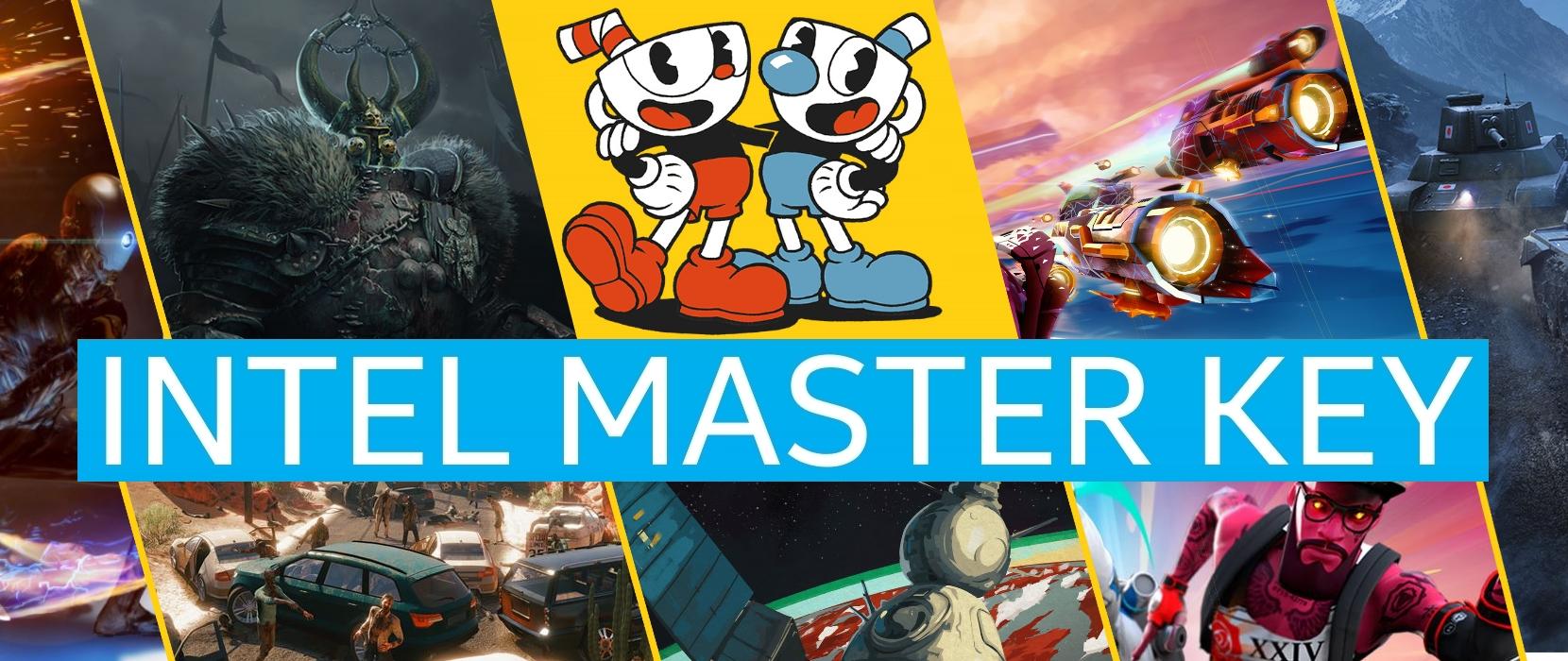 Intel Master Key | GGPC