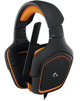 GGPC Logitech G231 Headset is good