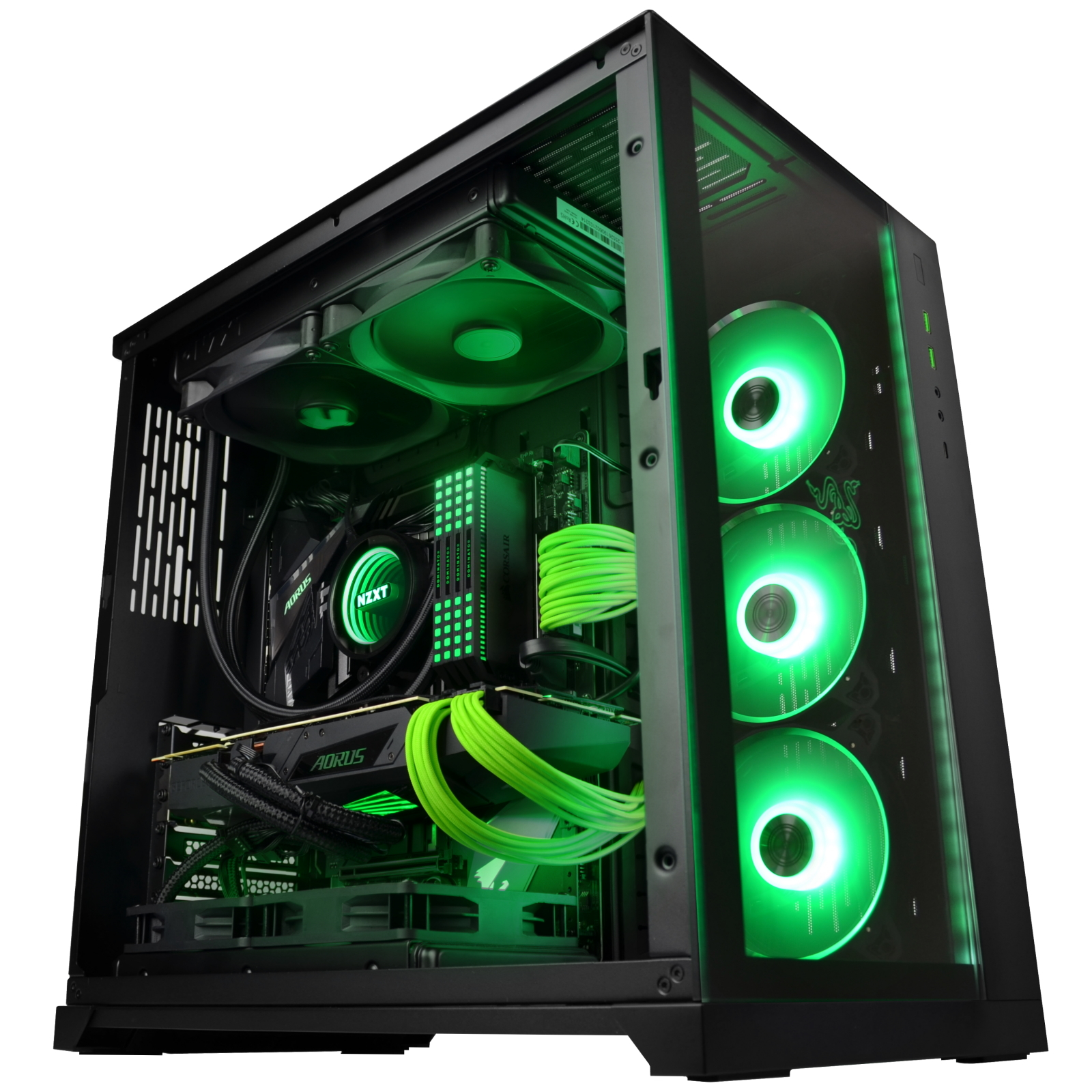Lian Li PC-011 Dynamic Razer SE