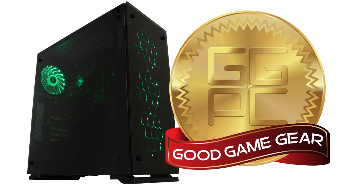 GGPC Segotep SGK7 Good Gaming Case