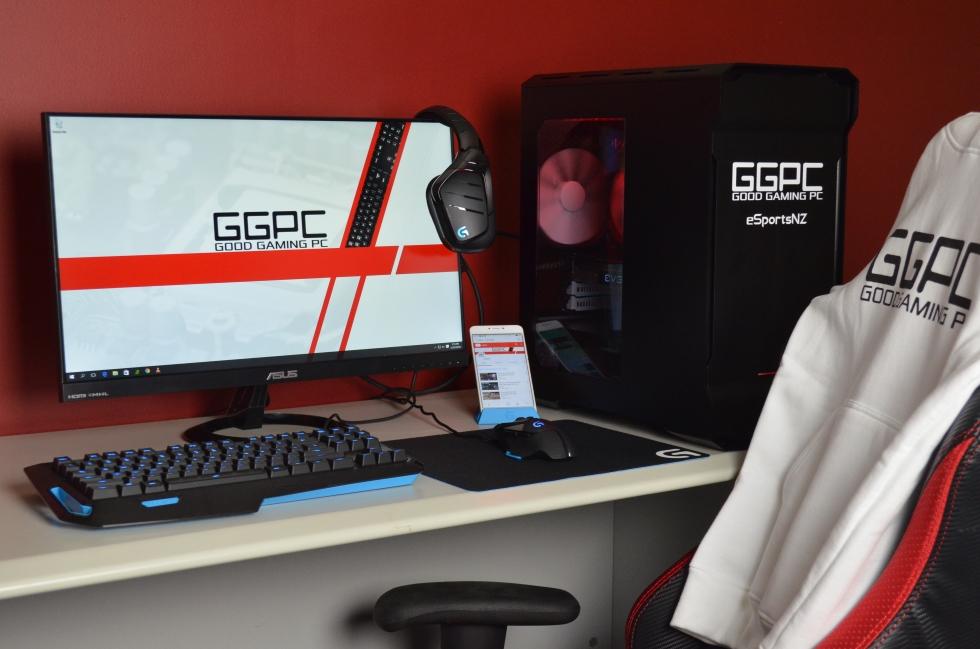 GGPC eSports NZ